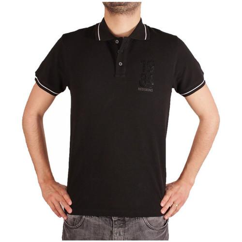 Vêtements Homme Polos manches courtes Redskins POLO  ETIBRI NOIR