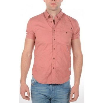 Chemise G-Star raw chemise manches courtes rupert moore rose