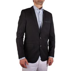 Vêtements Homme Vestes / Blazers Joe Retro BLAZER  JAMER Bleu Marine Bleu