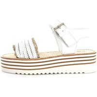 Chaussures Femme Sandales et Nu-pieds Looking CU50/07 Sandales Femme White White