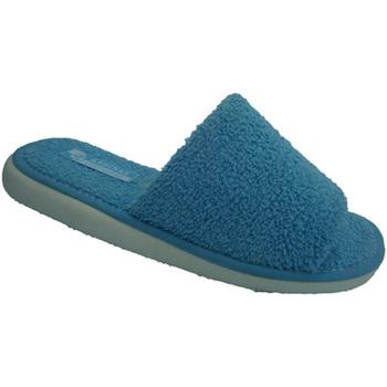 Chaussures Femme Chaussons Andinas  Ouvrez l'orteil serviette de serviette azul