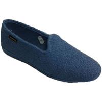 Chaussures Femme Chaussons Made In Spain 1940  Slipper être plat serviette de maison azul