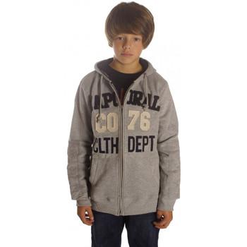 Vêtements Garçon Sweats Kaporal Sweat Garçon BUNY Gris