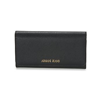 Sacs Femme Portefeuilles Armani jeans SALDI Noir