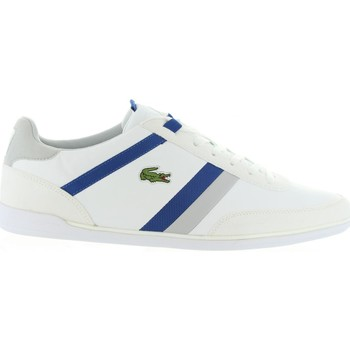 Chaussures Homme Baskets basses Lacoste 33CAM1030 GIRON Blanco
