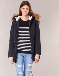 Vêtements Femme Parkas Moony Mood HADDY Marine