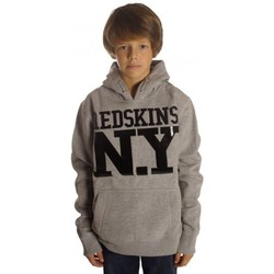 Vêtements Garçon Sweats Redskins Sweat Garçon Enfant Delta Gris
