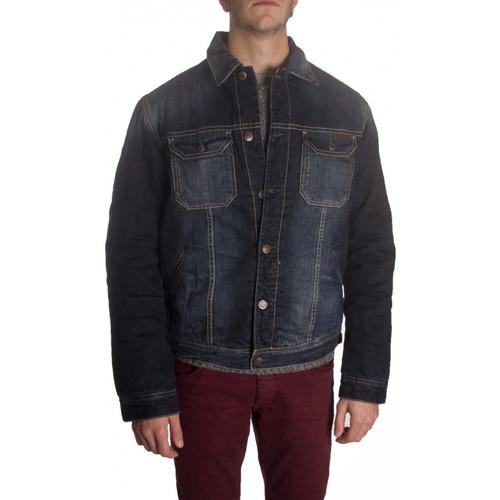 Vêtements Homme Vestes en jean Kaporal Veste en Jean Homme SOLIS Shine