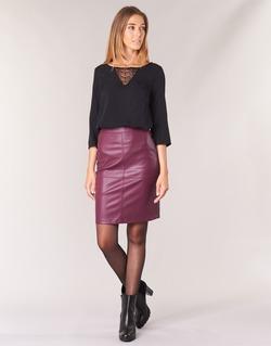Vêtements Femme Jupes Vila VIPEN Bordeaux