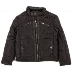 Vêtements Garçon Blousons Redskins Blouson  NEW COUFAX Noir Noir
