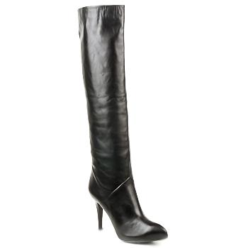 Chaussures Femme Bottes ville Michael Kors TENDER Noir