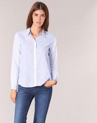 Vêtements Femme Chemises / Chemisiers Pepe jeans CRIS Bleu