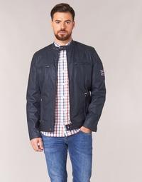 Vêtements Homme Blousons Pepe jeans RACER Marine