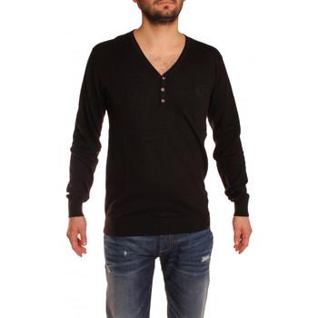 Vêtements Homme Pulls Joe Retro PULL COL V  PRINS NOIR