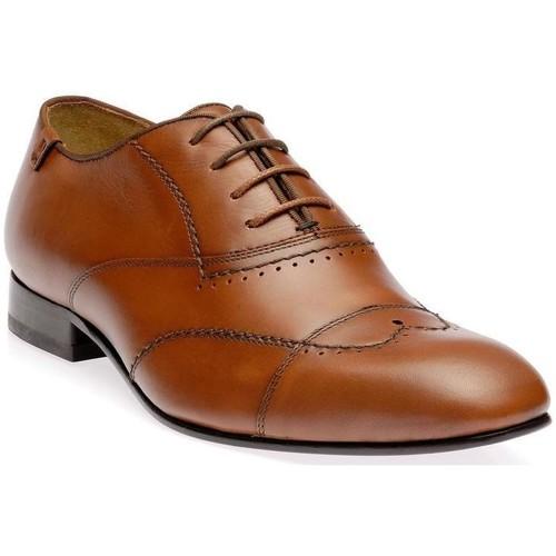 Dillinger Richelieu Marron - Chaussures Richelieu Homme