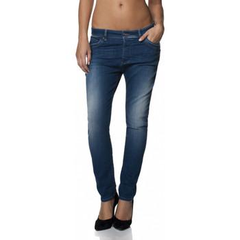 Vêtements Femme Jeans slim Salsa JEANS KIM RELAXED 110202 BLEU
