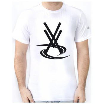 T-shirts manches courtes Vortex T-SHIRT  BASIC BLANC
