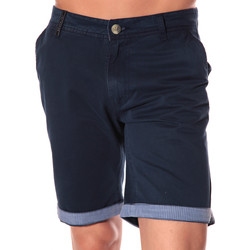 Vêtements Homme Shorts / Bermudas Sun Valley Adin Bleu Iris