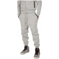 Pantalons de survêtement Vortex SAROUEL  BASIC LOOSE VX PU GRIS CHINE