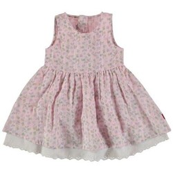 Vêtements Fille Robes courtes Name It Kids ROBE HESANNE ROSE 1309 7006
