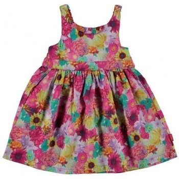 Vêtements Fille Robes Name It Kids ROBE  HENALLA BALLERINA MULTICOLOR Noir