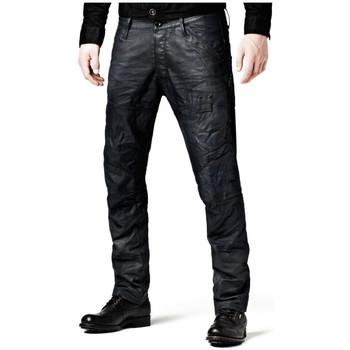 Vêtements Homme Jeans G-Star Raw Jean Homme Biker 5620 3D Grime Denim Noir