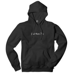 Vêtements Homme Sweats Just Have Fun Sweat Capuche  Family Embroidered Hoody Noir Noir