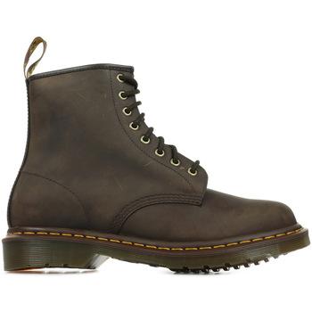 Chaussures Femme Boots Dr Martens 1460 marron