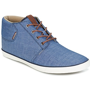 Chaussures Homme Baskets montantes Jack & Jones VERTIGO Marine
