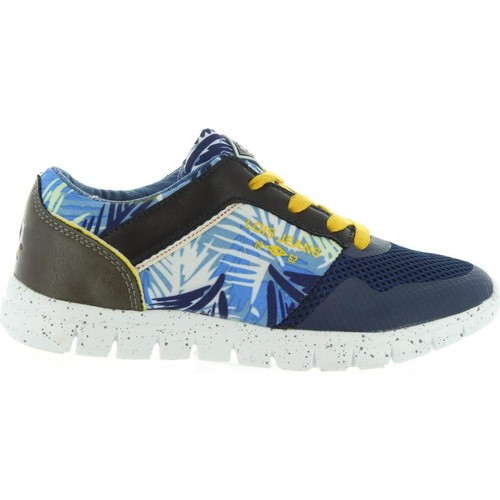 Chaussures Enfant Baskets basses Lois Jeans 83724 Azul