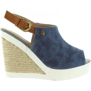 Chaussures Femme Sandales et Nu-pieds Lois Jeans 85196 Azul
