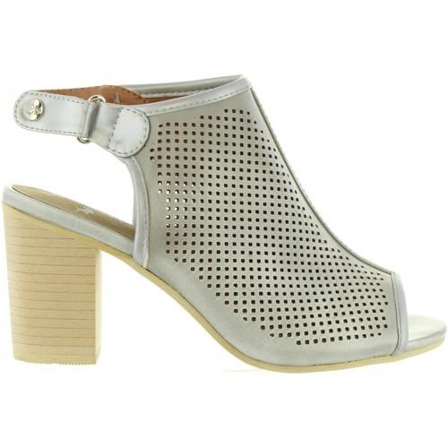 Chaussures Femme Sandales et Nu-pieds Lois Jeans 85104 Gris