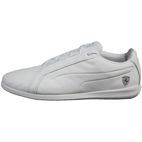 Puma SF Primo 2 Blanc - Chaussures Slips on Homme
