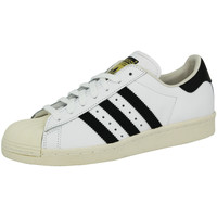 Chaussures Homme Baskets basses adidas Originals Originals SUPERSTAR 80S Chaussures Mode Sneakers Blanc blanc