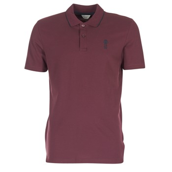 Vêtements Homme Polos manches courtes Jack & Jones STONE CORE Bordeaux