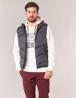 Vêtements Homme Doudounes Jack & Jones LANDING ORIGINALS Gris