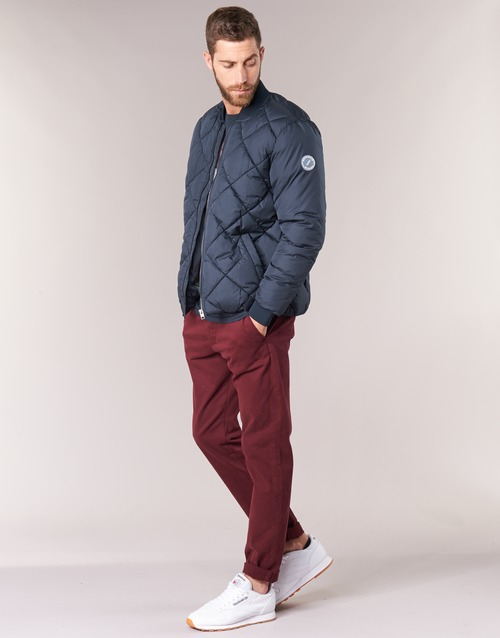 Jack & Jones South Originals Marine - Livraison Gratuite- Vêtements Doudounes Homme 4799