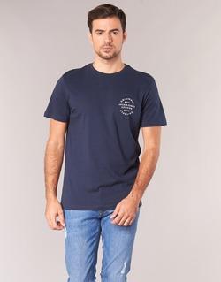 Vêtements Homme T-shirts manches courtes Jack & Jones ORGANIC ORIGINALS Marine
