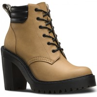 Chaussures Femme Bottines Dr Martens Persephone Tan San Diego Marron