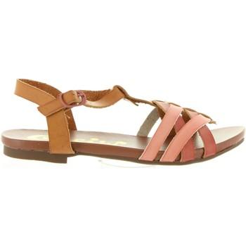 Chaussures Fille Sandales et Nu-pieds Cheiw 45650 Rojo