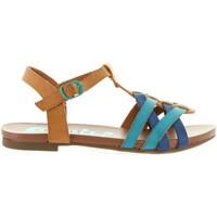 Chaussures Fille Sandales et Nu-pieds Cheiw 45650 Azul