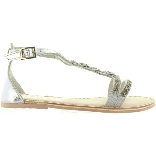Chaussures Fille Sandales et Nu-pieds Cheiw 45633 Plateado