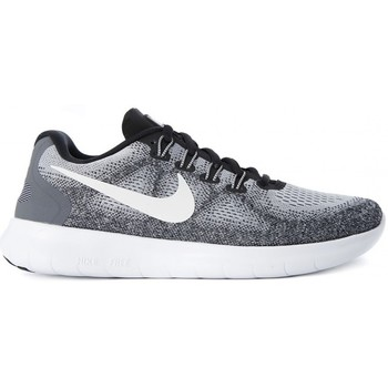 Chaussures Femme Baskets basses Nike FREE RUN RN 2017 Multicolore