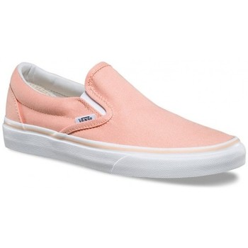 Chaussures Femme Slips on Vans Chaussures  U Classic Slip-On - Tropical Peach Rose