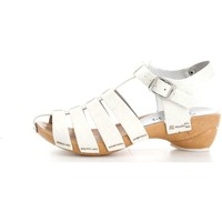 Chaussures Fille Sandales et Nu-pieds Lulu LuLù HOPLA  Fille White White