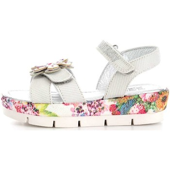 Chaussures Fille Sandales et Nu-pieds Lelli Kelly 4520  Fille Silver Silver