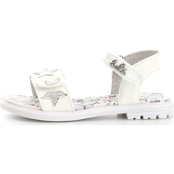 Chaussures Fille Sandales et Nu-pieds Lulu LuLù JOLY  Fille White White