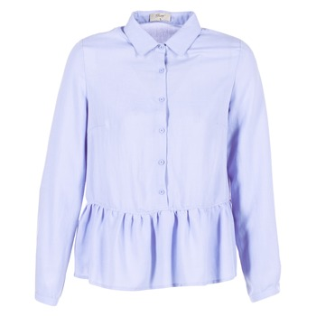 Vêtements Femme Tops / Blouses Betty London IHALONI Bleu