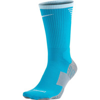 Accessoires Homme Chaussettes Nike Stadium football crew Light Blue / Wolf Grey / White