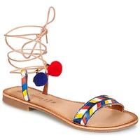 Chaussures Femme Sandales et Nu-pieds Lola Espeleta EDWINA Bleu